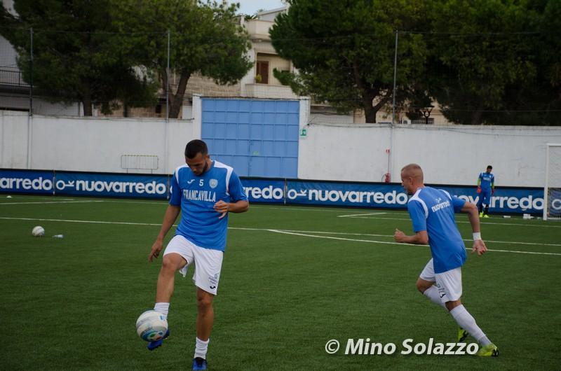 Nuovo Arredo Francavilla Fontana.Photogallery Virtus Francavilla Calcio Bari 1 0 Serie C 2019 2020